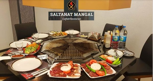 Saltanat Mangal Cafe Restoran'da mangal menüleri 49 TL'den başlayan fiyatlarla! Fırsatın geçerlilik tarihi için DETAYLAR bölümünü inceleyiniz.