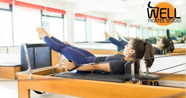 Üsküdar Well Pilates Studio ile reformer pilates veya yoga eğitimi