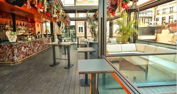 The Galata M Gallery Hotel'de doğum günleriniz için kahvaltı seçenekleri 850 TL'den başlayan fiyatlarla! Fırsatın geçerlilik tarihi için DETAYLAR bölümünü inceleyiniz.