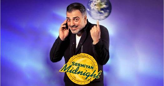 """Ünlü oyuncu Sermiyan Midyat'ın """"Sermiyan Midnight"""" ismini verdiği stand-up gösterisi için biletler 56 TL yerine 34 TL! Tarih ve konum seçimi yapmak için """"Hemen Al"""" butonuna tıklayınız."""