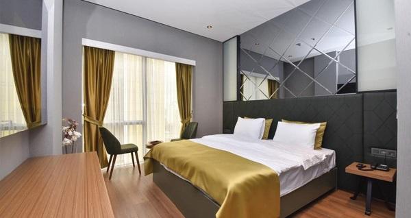Ataşehir Redistanbul Otel'de çift kişilik 1 gece konaklama seçenekleri 169 TL'den başlayan fiyatlarla! Fırsatın geçerlilik tarihi için DETAYLAR bölümünü inceleyiniz.