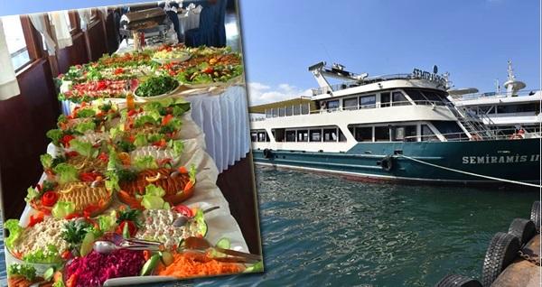 Semiramis 2 Teknesi'nde her Pazar açık büfe kahvaltı menüsü 75 TL! Fırsatın geçerlilik tarihi için DETAYLAR bölümünü inceleyiniz.