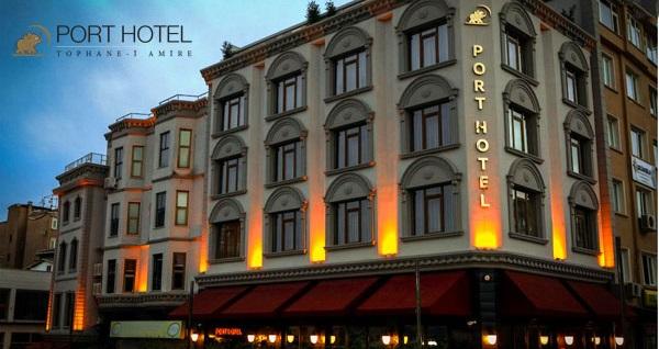 Antik limanda tarihe yolculuk... Port Hotel Tophane'de çift kişilik 1 gece konaklama seçenekleri 239 TL'den başlayan fiyatlarla! Fırsatın geçerlilik tarihi için, DETAYLAR bölümünü inceleyiniz.
