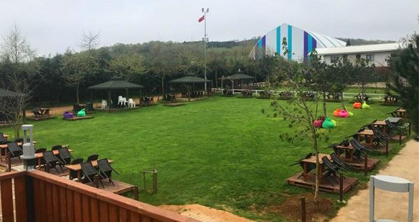 Gebze Atlı Spor Kulübü'nde yeşilin içinde serpme köy kahvaltısı keyfi kişi başı 27,50 TL! Fırsatın geçerlilik tarihi için DETAYLAR bölümünü inceleyiniz.