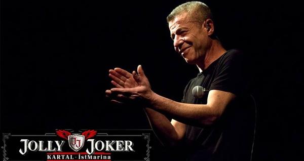 16 Kasım'da Jolly Joker Kartal İstMarina Sahnesi'nde gerçekleşecek Levent Yüksel konserine biletler 44,90 TL'den başlayan fiyatlarla! 16 Kasım 2018 | 22:00 | Jolly Joker Kartal İstMarina
