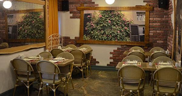 Asmalı Mescit'in yeni nesil kebap meyhanesi Pera Tulip Hotel Kebap 7'de 2 adet yerli içecek eşliğinde fiks menü 90 TL! Fırsatın geçerlilik tarihi için DETAYLAR bölümünü inceleyiniz.