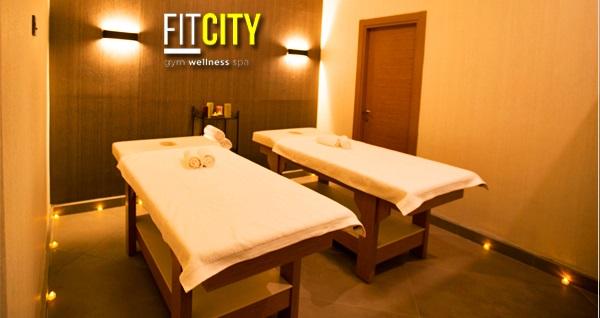 Bakırköy Capacity Avm'de Fitcity Spa'da ıslak alan kullanımı dahil masaj uygulaması 79 TL'den başlayan fiyatlarla! Fırsatın geçerlilik tarihi için DETAYLAR bölümünü inceleyiniz.