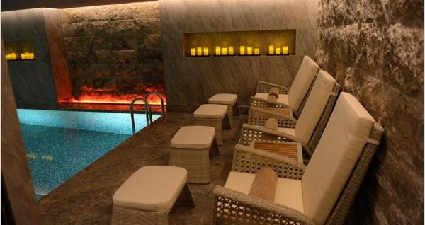 Taksim Berjer Hotel Aliss Wellness Spa'da 50 dakika masaj ve ıslak alan kullanımı 79 TL'den başlayan fiyatlarla! Fırsatın geçerlilik tarihi için DETAYLAR bölümünü inceleyiniz.
