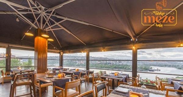 Terrace Suites Istanbul'da deniz manzarasına karşı enfes lezzetlerle dolu açık büfe kahvaltı menüsü 39 TL! Fırsatın geçerlilik tarihi için DETAYLAR bölümünü inceleyiniz.