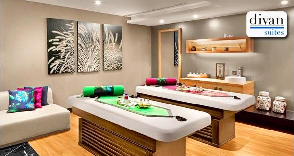 Divan Suite Hotel İstanbul G-Plus BOOST Fitness & Bspa'da masaj seçenekleri 125 TL'den başlayan fiyatlarla! Fırsatın geçerlilik tarihi için DETAYLAR bölümünü inceleyiniz.