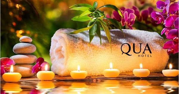 Qua Hotel'de ruhunuzu ve bedeninizi arındıracak masajlar 49 TL'den başlayan fiyatlarla! Fırsatın geçerlilik tarihi için DETAYLAR bölümünü inceleyiniz. Haftanın her günü 10.00-22.00 saatleri arasında geçerlidir.