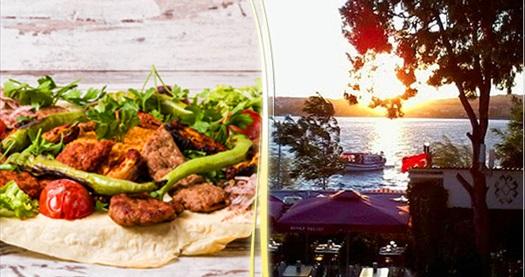 Mogan Gölü'ne nazır Bitez Yalısı'nda akşam yemeği keyfi kişi başı 110 TL yerine 65 TL! Fırsatın geçerlilik tarihi için DETAYLAR bölümünü inceleyiniz.