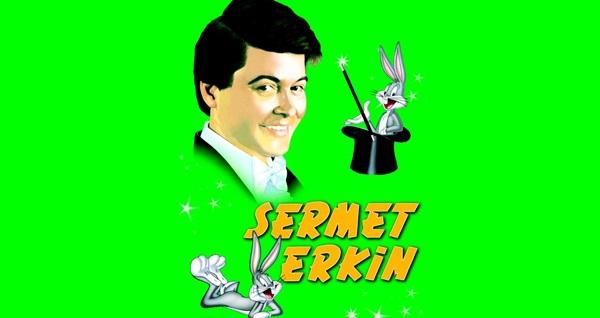 """Yolcu Tiyatro'dan """"Sermet Erkin Müzikli İllüzyon Gösterisi - Çocuk gösterisi için biletler 24,50 TL'den başlayan fiyatlarla! Tarih ve konum seçimi yapmak için """"Hemen Al"""" butonuna tıklayınız."""