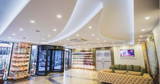 Royal İnci Airport Hotel'de kahvaltı dahil konaklama seçenekleri 165 TL'den başlayan fiyatlarla! Fırsatın geçerlilik tarihi için DETAYLAR bölümünü inceleyiniz.