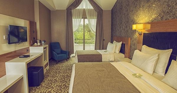 Maşukiye El Garden Hotel & Residence'ta kahvaltı dahil çift kişilik 1 gece konaklama 219 TL'den başlayan fiyatlarla! Fırsatın geçerlilik tarihi için, DETAYLAR bölümünü inceleyiniz.