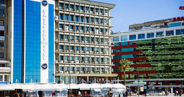 Alsancak Pasaport Pier Hotel Roof Restaurant'ta muhteşem manzara eşliğinde tek kişilik menü 89,90 TL! Fırsatın geçerlilik tarihi için, DETAYLAR bölümünü inceleyiniz.