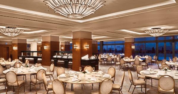 Divan İstanbul Asia'da 5'li fasıl grubu eşliğinde akşam yemeği menüsü ve konaklama seçenekleri 119 TL'den başlayan fiyatlarla! Fırsatın geçerlilik tarihi için DETAYLAR bölümünü inceleyiniz.