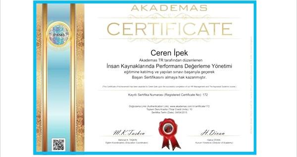 İstanbul Ticaret Üniversitesi Destekli Akademas'tan Ücretsiz Sertifikalı Eğitim 1 TL'den başlayan fiyatlarla! Fırsatın geçerlilik tarihi için DETAYLAR bölümünü inceleyiniz. Fırsat 2.000 adetle sınırlıdır. Online eğitimler YÖNAD (Yönetim Araştırmaları Derneği) onaylıdır.