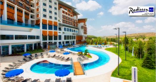 Radisson Blu Hotel & Spa İstanbul Tuzla'da açık havuz kullanımı 59 TL'den başlayan fiyatlarla! Fırsatın geçerlilik tarihi için DETAYLAR bölümünü inceleyiniz.