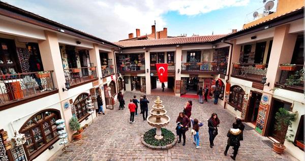 """29 Ekim'de de geçerli Her Cumartesi - Pazar kalkışlı günübirlik ''Eskişehir Turu'' kişi başı """"Turlasana"""" güvencesi ile 99 TL! Fırsatın geçerlilik tarihi için DETAYLAR bölümünü inceleyiniz."""