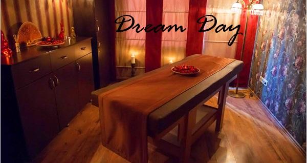 Bağdat Caddesi Dream Day Spa Center'da masaj paketleri 84 TL'den başlayan fiyatlarla! Fırsatın geçerlilik tarihi için DETAYLAR bölümünü inceleyiniz. Dream Day Spa Center, haftanın her günü 11.00-20.00 saatleri arasında hizmet vermektedir.