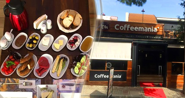 Buca Öğretmenler Sokağı Coffeemania'da 2 ve 3 kişilik seçenekleri ile serpme kahvaltı keyfi 34,90 TL'den başlayan fiyatlarla! Fırsatın geçerlilik tarihi için, DETAYLAR bölümünü inceleyiniz.