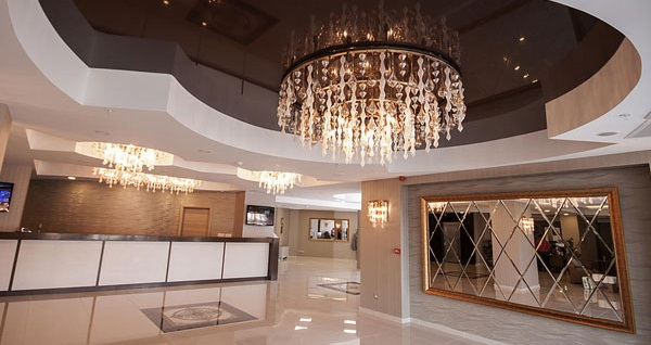 Giyimkent Hotel Golden Way'de tek veya çift kişilik 1 gece konaklama seçenekleri 179 TL'den başlayan fiyatlarla! Fırsatın geçerlilik tarihi için, DETAYLAR bölümünü inceleyiniz.