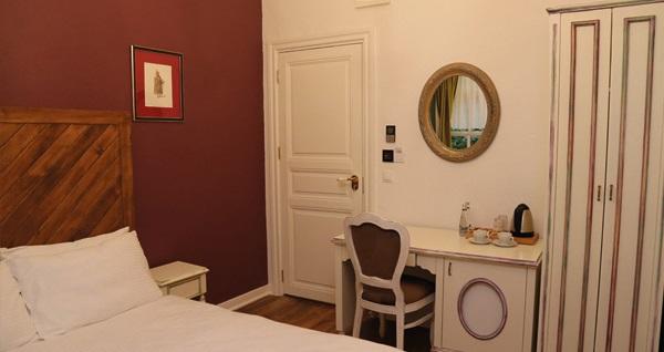 Pasaport Pier Hotel Kadıköy'de farklı oda tiplerinde çift kişilik 1 gece konaklama seçenekleri 219 TL'den başlayan fiyatlarla! Fırsatın geçerlilik tarihi için DETAYLAR bölümünü inceleyiniz.