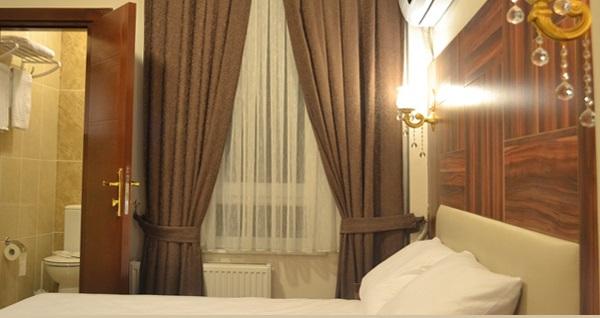 New Fatih Hotel İstanbul'da kahvaltı dahil çift kişilik 1 gece konaklama seçenekleri 109 TL'den başlayan fiyatlarla! Fırsatın geçerlilik tarihi için, DETAYLAR bölümünü inceleyiniz.