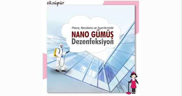 Korona'ya son! Sil Süpür güvencesi ile profesyonel ''Nano Gümüş Dezenfeksiyon'' ile ofis temizlik hizmeti 140 TL'den başlayan fiyatlarla! Fırsatın geçerlilik tarihi için DETAYLAR bölümünü inceleyiniz.