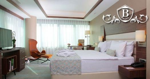 Yenibosna Bricks Airport Hotel Istanbul'da tek veya çift kişilik 1 gece konaklama keyfi ve ıslak alan kullanımı 289 TL'den başlayan fiyatlarla! Fırsatın geçerlilik tarihi için DETAYLAR bölümünü inceleyiniz.