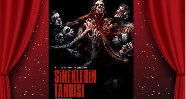 ''Sineklerin Tanrısı'' adlı tiyatro oyununa biletler 79 TL yerine 53 TL! 13 Aralık 2019   20:00   MEB Şura Salonu