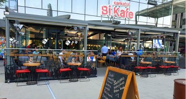Mahall Ankara Karikatür Bi Kafe Mahall'de kahvaltı keyfi 30,50 TL'den başlayan fiyatlarla! Fırsatın geçerlilik tarihi için DETAYLAR bölümünü inceleyiniz.