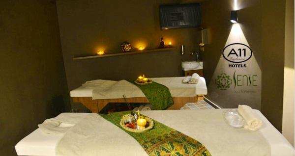 Bağdat Caddesi A11 Exclusive Hotel Sense Spa'da masaj ve ıslak alan kullanımı 139 TL'den başlayan fiyatlarla! Fırsatın geçerlilik tarihi için DETAYLAR bölümünü inceleyiniz.