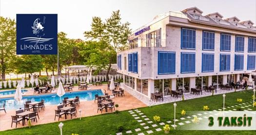 Doğanın kalbinde Limnades Hotel İznik'te çift kişilik 1 gece konaklama seçenekleri 295 TL'den başlayan fiyatlarla! Fırsatın geçerlilik tarihi için DETAYLAR bölümünü inceleyiniz.