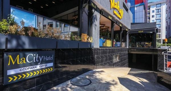 MaCity Hotel Maltepe'de çift kişilik 1 gece konaklama seçenekleri 169 TL'den başlayan fiyatlarla! Fırsatın geçerlilik tarihi için, DETAYLAR bölümünü inceleyiniz.
