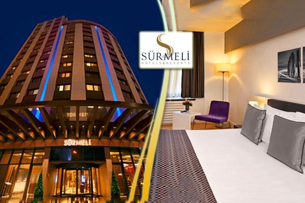Gayrettepe Sürmeli İstanbul Hotel'de çift kişilik 1 gece konaklama ve masaj seçenekleri 219 TL'den başlayan fiyatlarla! Fırsatın geçerlilik tarihi için DETAYLAR bölümünü inceleyiniz.