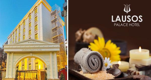 Şişli Lausos Palace Hotel & Initium Spa'da masaj seçenekleri ve spa kullanımı 49 TL'den başlayan fiyatlarla! Fırsatın geçerlilik tarihi için DETAYLAR bölümünü inceleyiniz. Haftanın her günü 11.00-22.00 saatleri arasında geçerlidir.