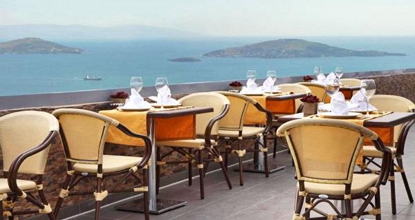 Kartal'da denize nazır muhteşem konumuyla Villa Vanilla Hotel'de kahvaltı dahil çift kişilik 1 gece konaklama 180 TL! Fırsatın geçerlilik tarihi için, DETAYLAR bölümünü inceleyiniz.