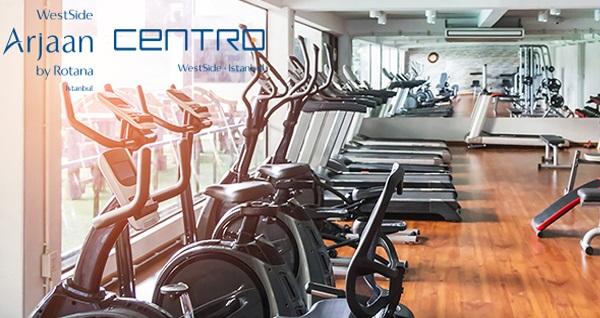 Centro WestSide ve WestSide Arjaan by Rotana'da fitness ve SPA üyelikleri 650 TL'den başlayan fiyatlarla! Fırsatın geçerlilik tarihi için, DETAYLAR bölümünü inceleyiniz.