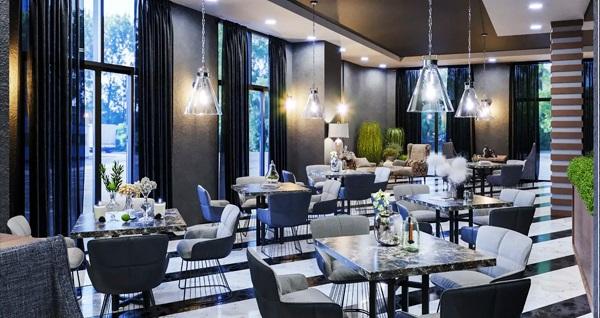 Ramada Encore By Wyndham Basın Ekspres Otel'de çift kişilik 1 gece konaklama seçenekleri 229 TL'den başlayan fiyatlarla! Fırsatın geçerlilik tarihi için DETAYLAR bölümünü inceleyiniz.