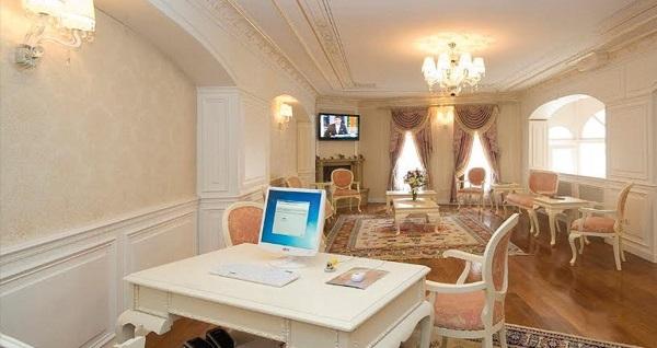 Sultanahmet Küpeli Palace Hotel'de çift kişilik 1 gece konaklama seçenekleri 139 TL'den başlayan fiyatlarla! Fırsatın geçerlilik tarihi için DETAYLAR bölümünü inceleyiniz.