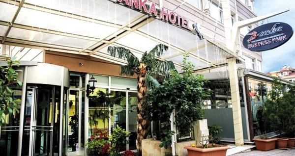 Maltepe Anka Business Park Otel'de kahvaltı dahil çift kişilik 1 gece konaklama 125 TL'den başlayan fiyatlarla! Fırsatın geçerlilik tarihi için, DETAYLAR bölümünü inceleyiniz.