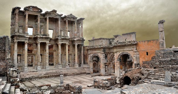 Tarih kokan yolculuk! İzmir çıkışlı günübirlik Efes, Şirince, Meryem Ana turu ve kahvaltı kişi başı 199 TL! Fırsatın geçerlilik tarihi için, DETAYLAR bölümünü inceleyiniz.