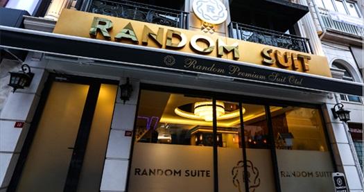 Bakırköy Random Suit Otel'de tek veya çift kişi 1 gece kahvaltı hariç konaklama seçenekleri 279 TL'den başlayan fiyatlarla! Fırsatın geçerlilik tarihi için DETAYLAR bölümünü inceleyiniz.