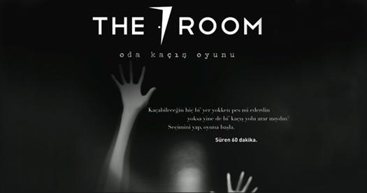 """İpuçlarını toplayıp, bulmacaları çözeceğiniz odadan kaçış oyunu """"The Room"""" adlı oyuna giriş 150 TL yerine 55 TL! 30 Ocak 2015 tarihine kadar, haftanın HER GÜNÜ geçerlidir. Tek fırsat kodu satın alımıyla 2 ile 5 kişi arasında bir grup oyun oynayabilir."""