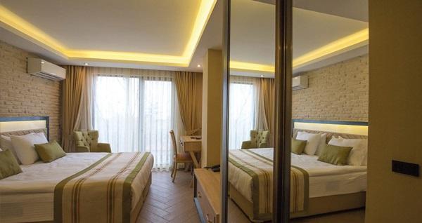 Çankaya Aldino Residence Ankara'da kahvaltı dahil çift kişilik 1 gece konaklama 169 TL! Fırsatın geçerlilik tarihi için, DETAYLAR bölümünü inceleyiniz.