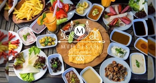 Mihrişah Cafe & Restaurant'da deniz manzarasına nazır kahvaltı keyfi 18 TL'den başlayan fiyatlarla! Fırsatın geçerlilik tarihi için DETAYLAR bölümünü inceleyiniz.