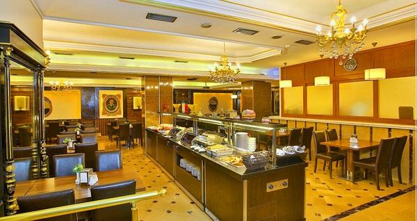 Grand Ant Hotel Yenikapı'da kahvaltı dahil konaklama seçenekleri 169 TL'den başlayan fiyatlarla! Fırsatın geçerlilik tarihi için DETAYLAR bölümünü inceleyiniz.