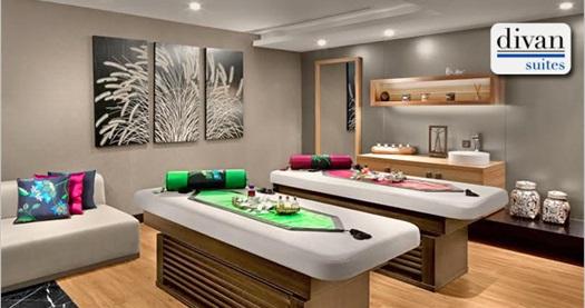 Divan suite hotel stanbul 39 da 5 y ld zl masaj deneyimi ve for Salon divan